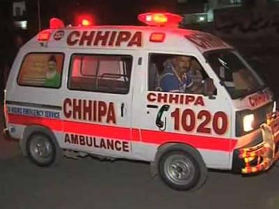 کراچی کے علاقے گلزار ہجری میں ڈکیتی مزاحمت پر فائرنگ ، حسا س ادارے کے افسر کے 2قریبی رشتہ دار جاں بحق