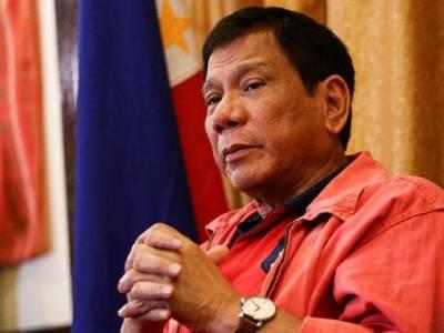 فلپائنی فوج کو چین کے 9جزیروں پر قبضے کا حکم