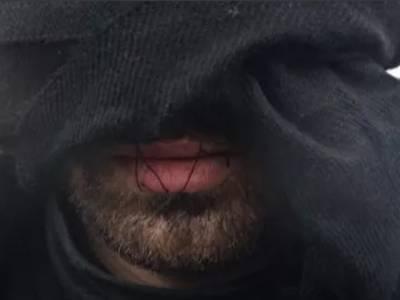 افغان قیدیوں نے احتجاجاً ہونٹ سی لیے