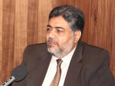 پیپلزپارٹی میں نہیں جارہا: سید صمصام علی شاہ
