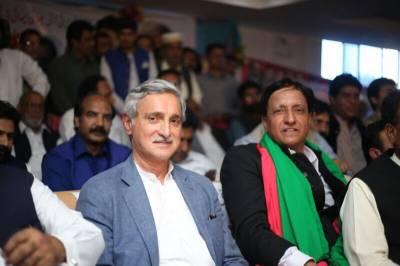 سابق ضلع ناظم جہانگیر بھٹی کا تحریک انصاف میں شمولیت کا اعلان