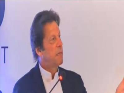 میر ی توجہ ان دنوں پانامہ کی پچ پر ہے، کیس کافیصلہ پاکستان کی تاریخ بدل کر رکھ دے گا:عمران خان
