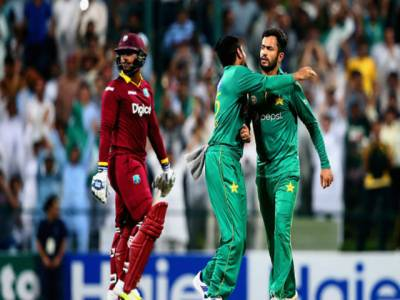 پاکستان اور ویسٹ انڈیز کے مابین پہلا ون ڈے میچ آج کھیلا جائے گا