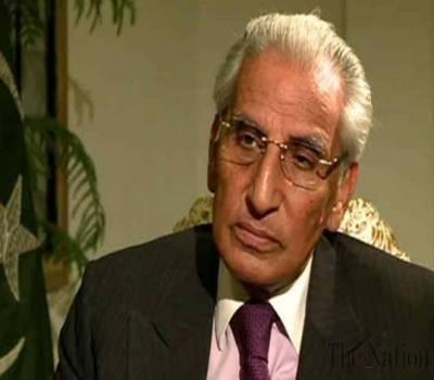 طارق فاطمی سے امریکی سفارتی وفد کی ملاقات، وفد کو پاکستان کی دہشتگردی کیخلاف کامیابیوں سے آگاہ کیا