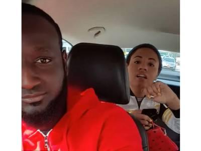 'اگر یہ کام نہ کیا تو میں شور مچادوں گی تم نے میرا ریپ کرنے کی کوشش کی' خاتون مسافر کی ٹیکسی ڈرائیور سے انتہائی انوکھی خواہش، پوری نہ ہونے پر انتہائی شرمناک کام کردیا، ویڈیو بھی سامنے آگئی