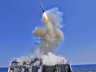 امریکی بحریہ کا شام میں 59 ٹام ہاک کروز میزائلوں سے حملہ ،ایک میزائل کتنی مالیت کا تھا ؟ قیمت جان کر آپ کے پیروں تلے سے زمین نکل جائے گی