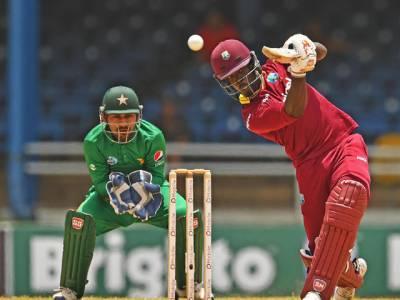 پہلا ون ڈے :ویسٹ انڈیز نے پاکستان کو 4 وکٹوں سے شکست دے دی