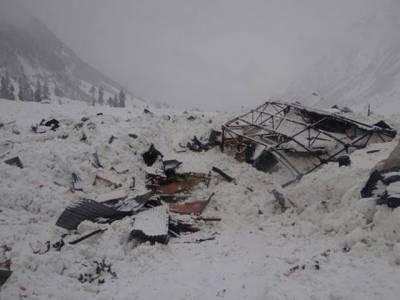 مقبوضہ کشمیر میں برفانی تودا گرنے سے 3بھارتی فوجی ہلاک، 2 کو زندہ نکال لیا گیا