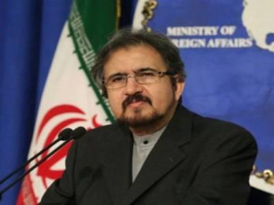 ایران کی شام پر امریکی میزائل حملے کی مذمت ،بین الاقوامی قوانین کی کھلی خلاف ورزی قرار دیدیا