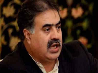 دہشت گردوں نے دھمکی دی کہ الیکشن میں حصہ نہ لیں،ان کی بات نہ مانی توبیٹے،بھائی اوربھتیجے کوشہید کیا گیا:نواب ثناءاللہ زہری