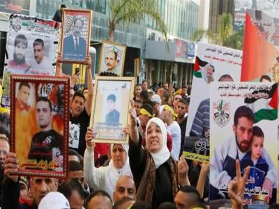 صیہونی مظالم کے خلاف اسرائیلی جیلوں میں فلسطینی قیدیوں کی اجتماعی بھوک ہڑتال