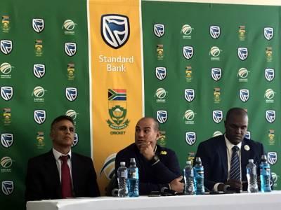 جنوبی افریقہ نے چیمپیئنز ٹرافی کیلئے سکواڈ کا اعلان کر دیا، ڈیل سٹین جگہ بنانے میں کامیاب نہ ہو سکے