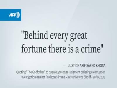 پاناما کیس فیصلہ، پاکستانی کے ساتھ عالمی میڈیا پر بھی چھایا رہا
