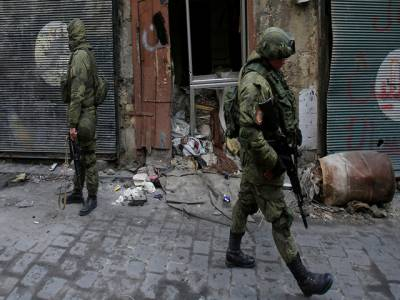 شام میں حکومتی افواج کے کیمپ پر باغیوں کا حملہ، روس کا فوجی مشیر مارا گیا