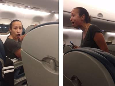 جہاز کے ٹیک آف سے چند لمحے قبل خاتون مسافر کی ایسی حرکت کہ ہنگامہ برپاہوگیا، پائلٹ نے تمام مسافروں کو ہی جہاز سے اتاردیا