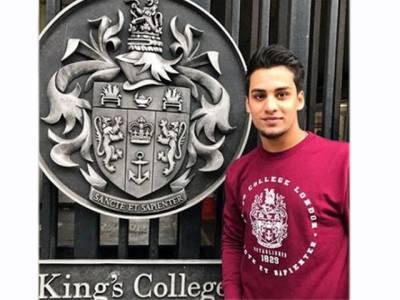 کنگز کالج لندن کے طلبہ نے پاکستانی طالب علم کو طلبہ یونین کا صدر منتخب کر لیا