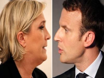 فرانس صدارتی انتخاب کا پہلا مرحلہ ،عمانویل میکرون فاتح،مارلی پین کا دوسرا نمبر
