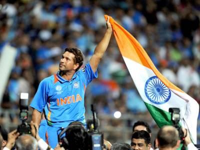 """""""ہیپی برتھ ڈے لٹل ماسٹر """"، بھارتی لیجنڈ کرکٹر سچن ٹنڈولکر 44برس کے ہو گئے"""
