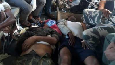 ماﺅ باغیوں نے دن دیہاڑے بھارتی فوج کے 26 جوانوں کو ہلاک کردیا