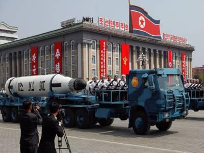 شمالی کوریا آج رات ایٹمی دھماکہ کر سکتا ہے: امریکی تھینک ٹینک کا دعویٰ