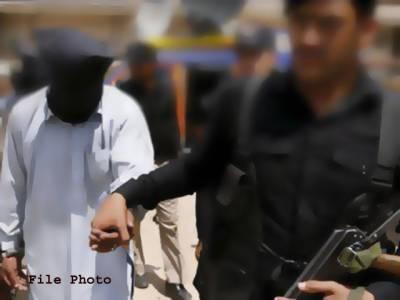 سیتاروڈ پرمبینہ پولیس مقابلہ،ڈاکوزخمی حالت میں گرفتار