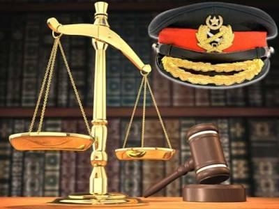 فوجی عدالتوں میں توسیع کی آئینی ترمیم کو سپریم کورٹ میں چیلنج کردیا گیا