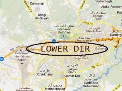 لوئر دیر میں گاڑی کھائی میں گرنے سے 3افراد جاں بحق،20زخمی