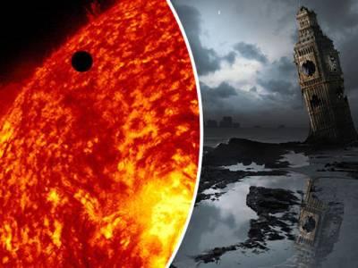 'سائنسدانوں کو سورج میں سوراخ مل گیا جس کی وجہ سے اب زمین پر یہ انتہائی خطرناک کام ہونے والا ہے' تہلکہ خیز دعویٰ منظر عام پر، انتہائی پریشان کن وارننگ جاری کردی گئی
