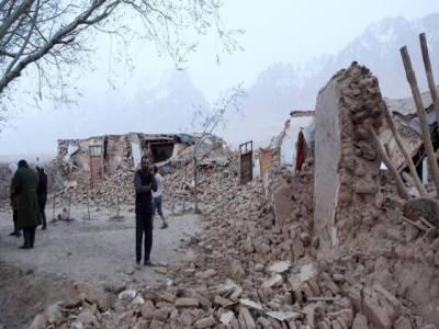 چینی صوبے زن جیانگ میں5.5 شدت کازلزلہ،8 افراد ہلاک،11 زخمی