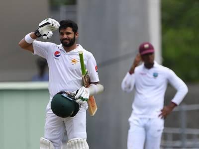 فیصلہ کن ٹیسٹ،دوسرے روز کا کھیل ختم،پاکستان کے 376کےجواب میں کالی آندھی کےبغیر کسی نقصان کے 14رنز