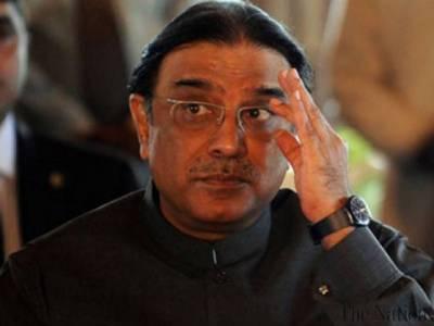 """""""کسی گورنر راج یا پرمٹ راج کو نہیں مانتے """"،آصف زرداری کا فاٹا حقوق کیلئے قبائلیوں کا ساتھ دینے کا اعلان"""