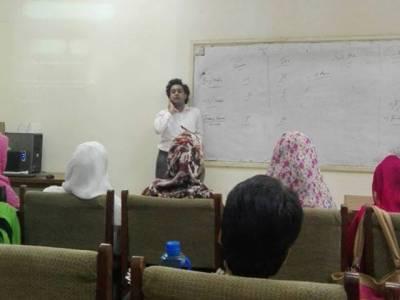 پاکستان کی تاریخ میں پہلی بار قائد اعظم یونیورسٹی میں خواجہ سرا لیکچرر تعینات