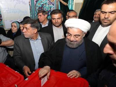 ایران میں صدارتی انتخابات ،پولنگ کا وقت ختم، گنتی کا عمل جاری