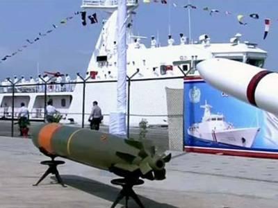 پاکستان میری ٹائم سیکیورٹی ایجنسی میں چین کا تیار کردہ بحری بیڑہ شامل