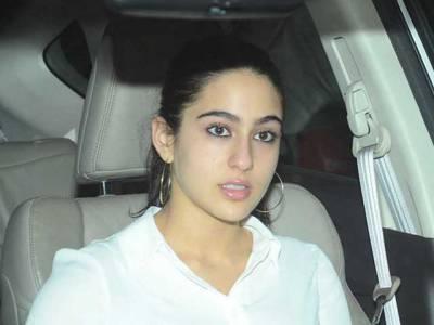 سیف علی خان کی بیٹی سارہ علی خان پہلی فلم میں سشانت سنگھ کی ہیروئن بنیں گیں