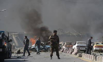 کابل خود کش حملہ ، پاکستانی سفارتخانے کا عملہ بھی زخمی، گھروں کو نقصان پہنچا