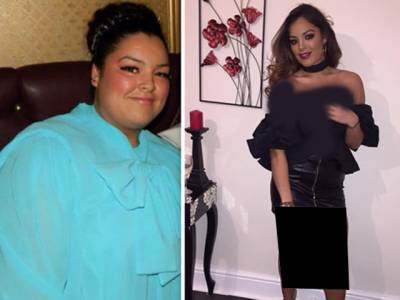 'یہ چیز چھوڑنے کی وجہ سے میرا وزن 60 کلو کم ہوگیا' نوجوان لڑکی نے پنے جسم میں ناقابل یقین تبدیلی کا راز بتادیا، عمل کرکے آپ بھی فائدہ اُٹھاسکتے ہیں