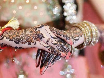 شادی سے چند گھنٹے قبل شادی کی تیاریاں کرتی دلہن کا گینگ ریپ کردیا گیا