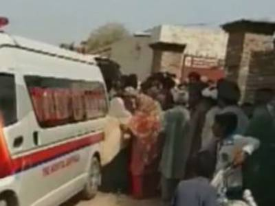 عارفوالہ میں باپ سفاک بن گیا،بیوی سے جھگڑے پر تین کمسن بیٹیوں کو قتل کردیا