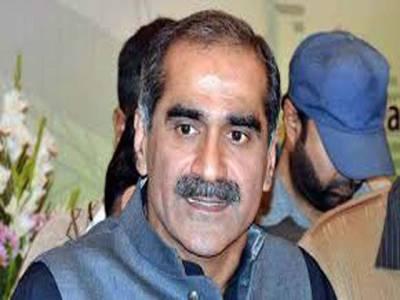 کراچی آپریشن میں زرداری صاحب کے قریبی لوگوں پرہاتھ ڈالا گیا،ن لیگ ایک گھنٹے میں نہال ہاشمی کیساتھ جو کرسکتی تھی وہ کردیا:سعد رفیق