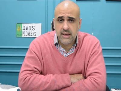 سلمان صوفی شہر خموشاں اتھارٹی پنجاب کے ایم ڈی مقرر
