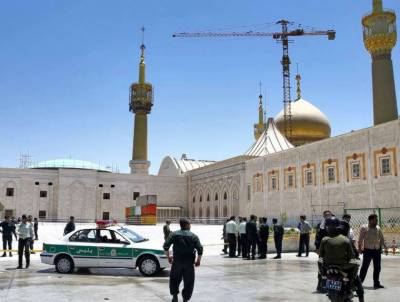 پارلیمنٹ اور خمینی کے مزار پر حملوں کی ذمہ دار سعودی حکومت ہے ، بدلہ لیں گے: ایران