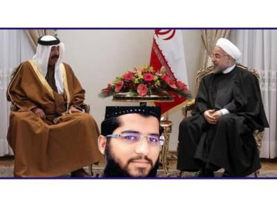 ایران سے وفاداری ، سعودیہ سے جفاکاری