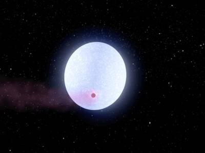 سائنس دانوں نے سورج جتنا گرم سیارہ دریافت کر لیا