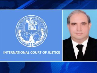 کلبھوشن کیس،عالمی عدالت انصاف میں ایڈہاک جج کے تقرر کے لئے پارلیمنٹ سے منظوری لی جائے:بیرسٹر کامران شیخ