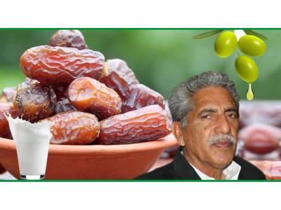 ماہ رمضان المبارک اور رسول خداﷺ کی محبوب غذائیں
