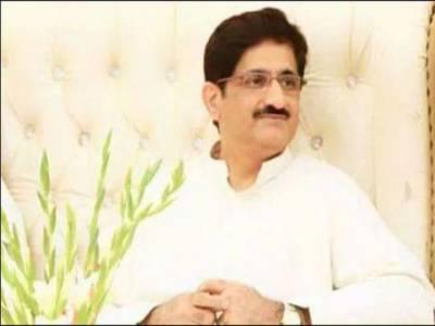 امن و امان کی صورتحال سندھ میں پہلے سے بہتر ہے:مراد علی شاہ