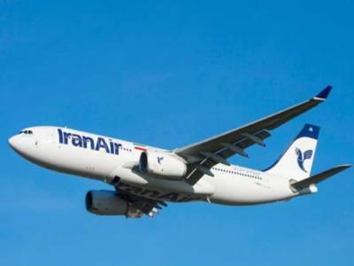 ایرانی طیارے اشیائے خورو نوش لے کر دوحہ پہنچ گئے