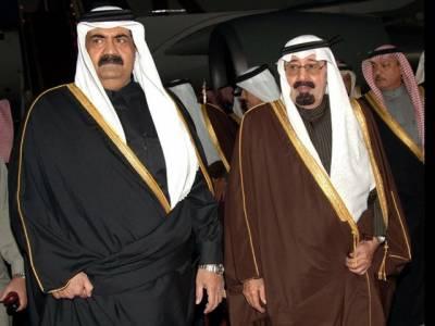 سعودی عرب اور قطر کی لڑائی ،اگلے 48گھنٹوں میں امیر کویت اور ترک ثالثی میں اختلافات ختم ہونے کے امکانات پیدا ہو گئے،مذاکرات کی تیاریاں مکمل