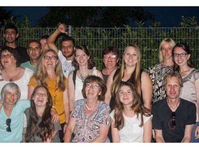 جرمنی میں تارکین وطن پر مہربان خاتون ماریہ ولیم سے ڈیلی پاکستان آن لائن کی ملاقات